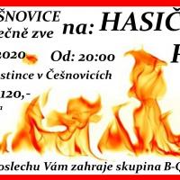 ples SDH Češnovice
